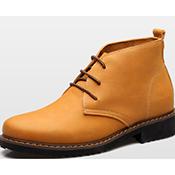 16欧美大牌外贸原版男鞋压印b字母牛皮系