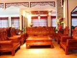 深圳龙华商务宾馆高档沙发翻新 框加固