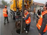 临沂专业下水道疏通大型淤泥市政管道疏通清洗抽化粪池