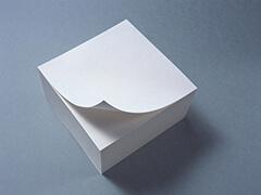 宣纸折扇 9寸20方仿古雕刻竹扇骨 安徽泾县空白宣纸扇子扇面