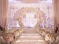 金云气球装饰。婚礼,生日,气球布置,设计