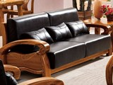 精修各种材质家具 真皮沙发