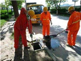 株洲高压车疏通下水道化粪池清理