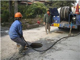 大红门清理隔油池 污水井清理 管道高压清洗