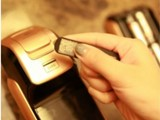 腾创指纹锁安装