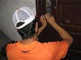 龙岗专业安装指纹锁 密码锁等