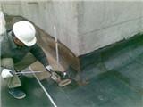 将台路附近维修水管