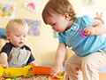 全托幼儿园 0到3岁 3到6岁