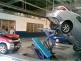 车身凹陷修复玻璃裂痕修复